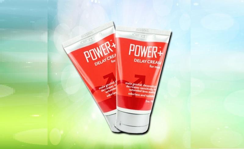 Power Delay Cream giúp chống xuất tinh sớm