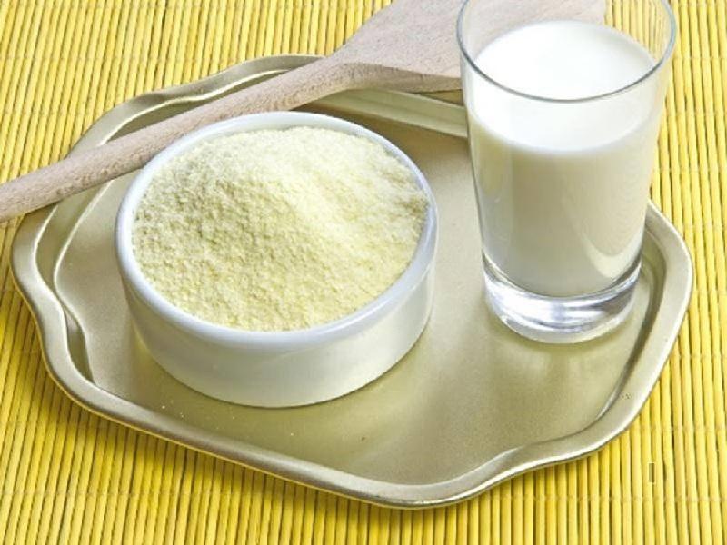 Hội chứng thận hư nên ăn gì? - sữa tách béo