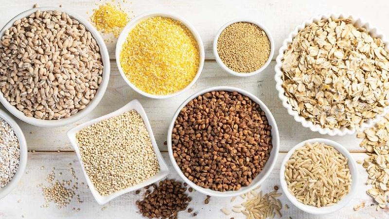 Hội chứng thận hư nên ăn gì? - Ngũ cốc nguyên hạt