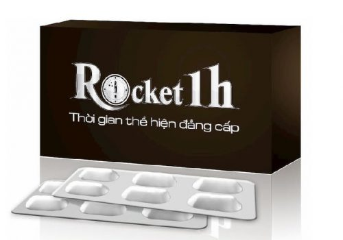 Rocket 1h uống trước bao lâu