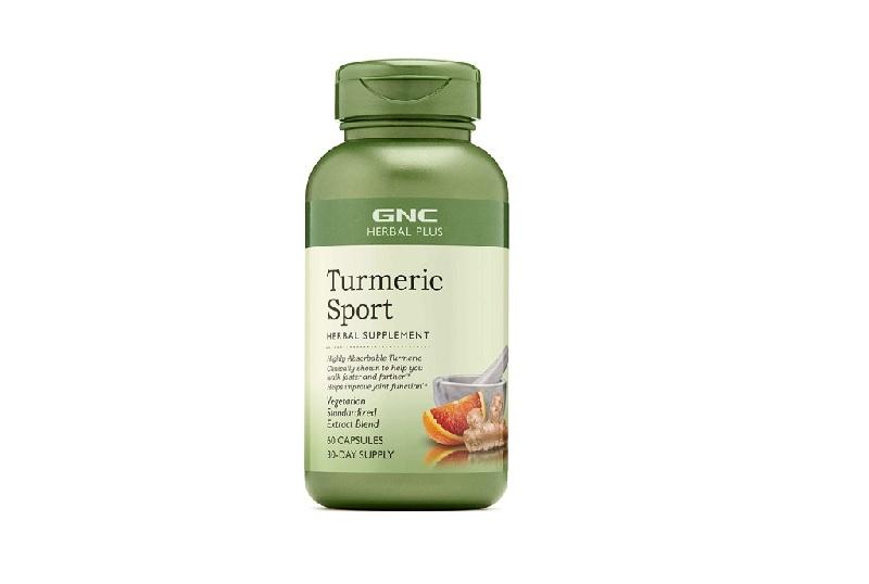 Thuốc trị đau khớp gối của Mỹ GNC Turmeric Sport
