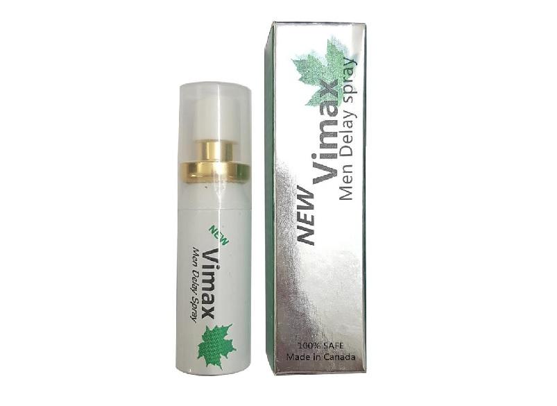 Thuốc xịt kéo dài thời gian quan hệ Vimax Delay Spray