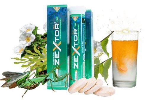 Viên sủi tăng cường sinh lý Zextor