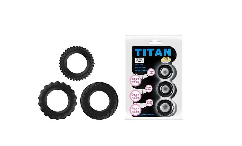 Vòng Titan chống xuất tinh sớm