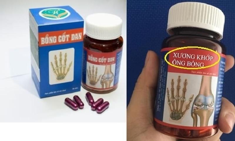 Xương khớp ông Bồng là thuốc hay thực phẩm chức năng